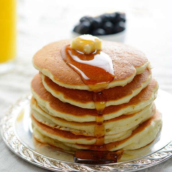 Delicias con pancakes