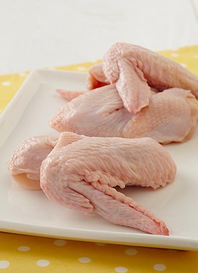 Alas de pollo