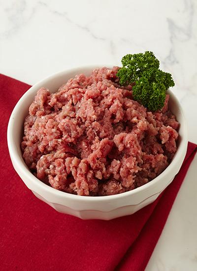 Carne molida de res