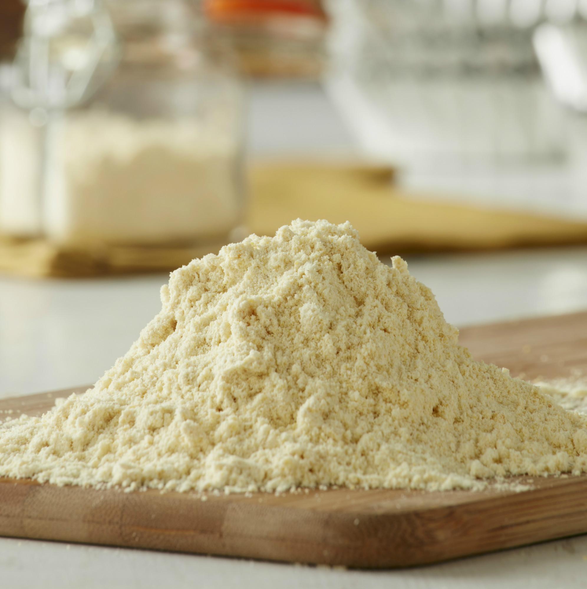 Antójate de la harina de soya