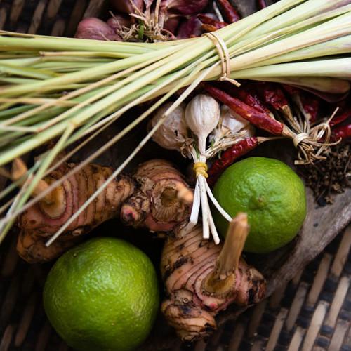Secretos de la cocina tailandesa