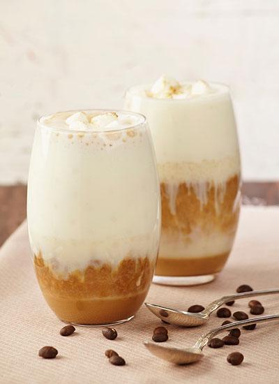 Café Latte frío