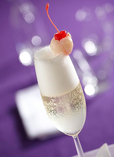 Lychee champaña
