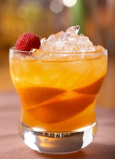 Tequila citrus