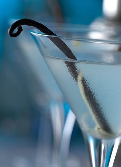 Vainilla martini