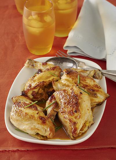 Pechuga de pollo a la monteriana